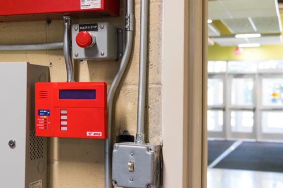 Fire Sprinter System